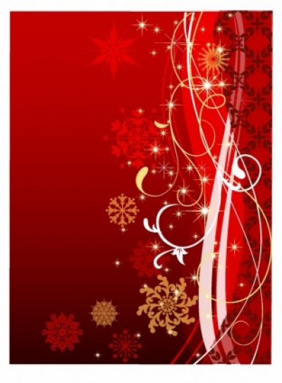 Free vector Vector misc  Christmas Scrolls