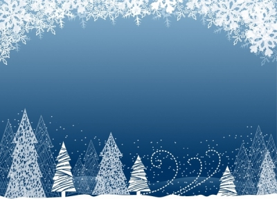 Free vector Vector Christmas  Christmas Tree Background