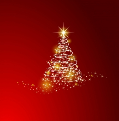 Free vector Vector misc  Christmas Tree Background
