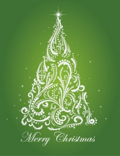 Free vector Vector Christmas  Christmas Tree Vector Illustration 5