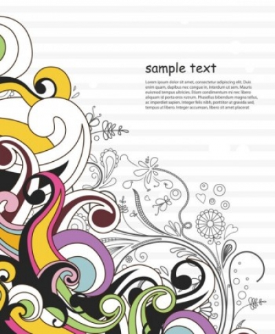 Free vector Vector background  classic fashion pattern background 01 vector