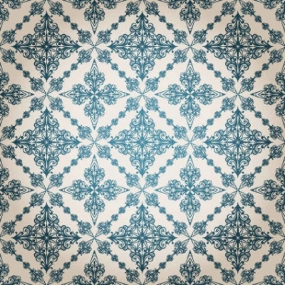 Free vector Vector background  Classic pattern vector background