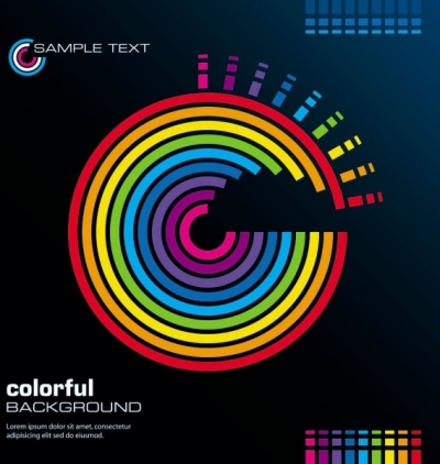 Color line 03 vector Free vector 254.69KB