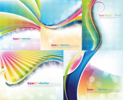 Free vector Vector background  Colorful Abstract Background Vector Graphics