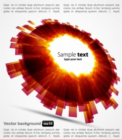 Free vector Vector background  colorful background 03 vector