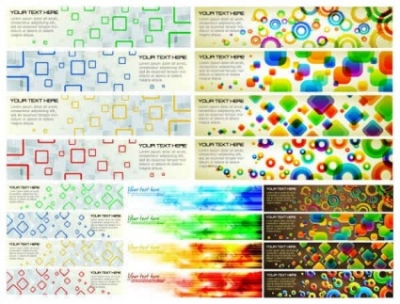Free vector Vector background  colorful banner background vector graphics
