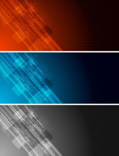 Free vector Vector banner  colorful banner banner02 vector