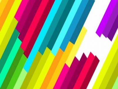 Free vector Vector pattern  Colorful Diagonal Stripe Vector Pattern
