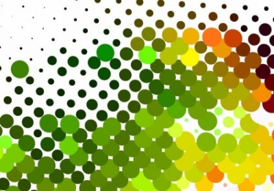 Free vector Vector background  Colorful Dots Background Vector Graphic