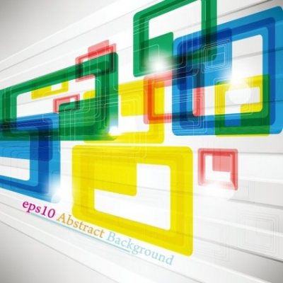 Free vector Vector background  Colorful Dynamic background