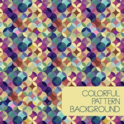 Free vector Vector background  Colorful Pattern Background Vector Graphic