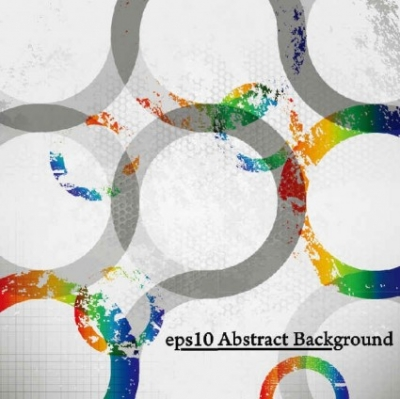 Free vector Vector background  Colorful trend background0005