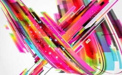 Free vector Vector abstract  Colourful Abstract Background