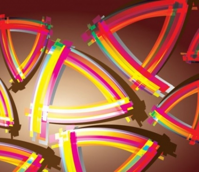 Free vector Vector abstract  Colourful Abstract Background Vector