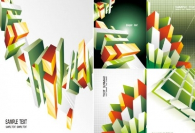 Free vector Vector background  commercial background vector the trend cube