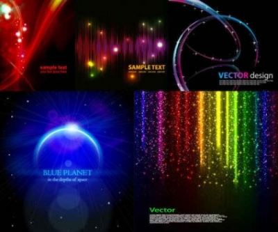 Free vector Vector background  Cool glare Light background vector