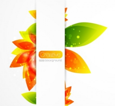 Free vector Vector background  creative floral background vector 2 gorgeous