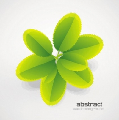 Free vector Vector background  creative green background pattern 01 vector