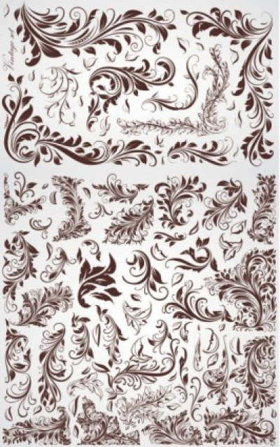 Free vector Vector pattern  crude fashion pattern vector