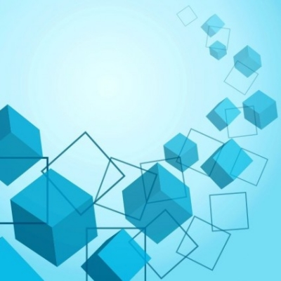 Free vector Vector background  Cubes Background Vector