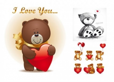 Free vector Vector misc  cubs and red vector