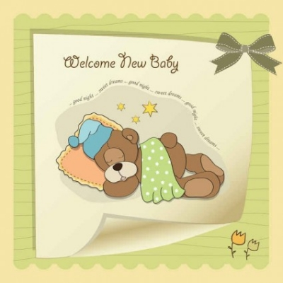 Free vector Vector background  Cute cartoon style children's card design vector01