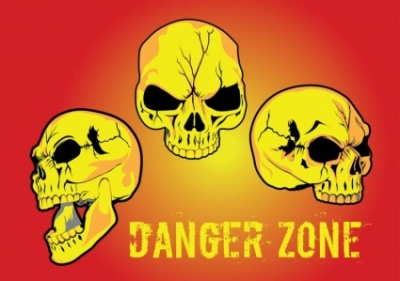 Free vector Vector misc  Danger Zone Vector