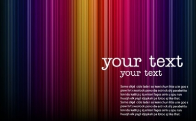 Free vector Vector background  Dark Colourful Background