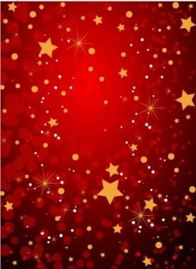 Free vector Vector misc  dark red grunge background with stars