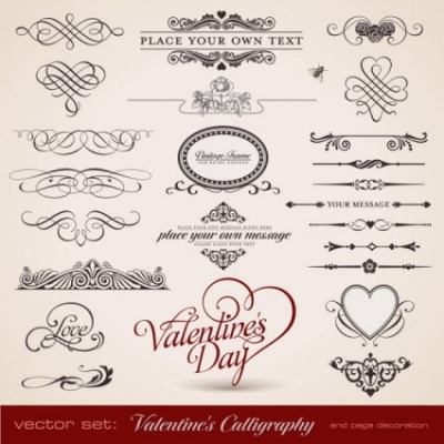 Free vector Vector pattern  delicate lace pattern elements vector