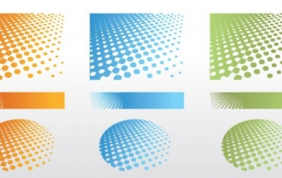 Free vector Vector background  Dotted Background