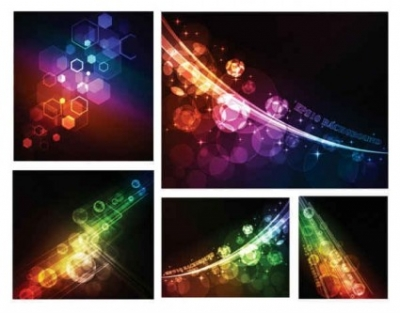 Free vector Vector background  Dream light background