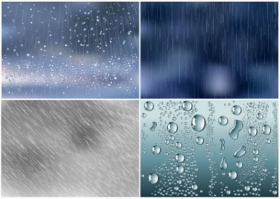 Free vector Vector background  drops background 02 vector