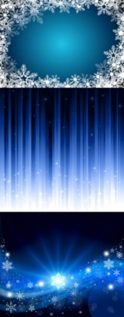 Free vector Vector background  dynamic blue background vector