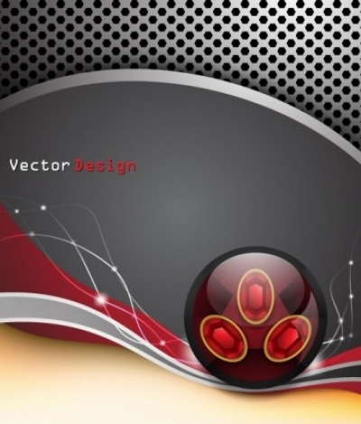 Free vector Vector background  dynamic cool background design vector 3