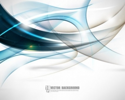 Free vector Vector background  dynamic flow line gorgeous background 02 vector