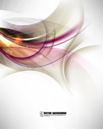 Free vector Vector background  dynamic flow line gorgeous background 03 vector