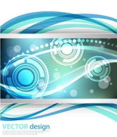 Free vector Vector background  dynamic lines background
