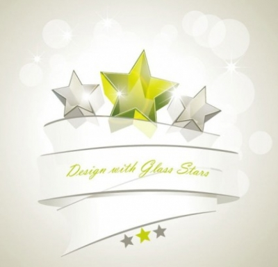 Free vector Vector background  dynamic star background vector