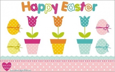 Free vector Vector misc  Easter Design Set
