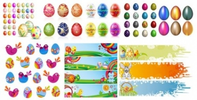 Free vector Vector misc  easter egg album vector