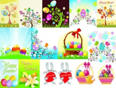 Free vector Vector misc  easter egg series vector