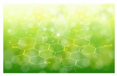 Free vector Vector background  ecology background chemical formulas
