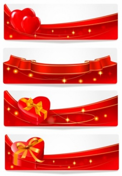 Free vector Vector Heart  elements of romantic valentine39s day 4 vector