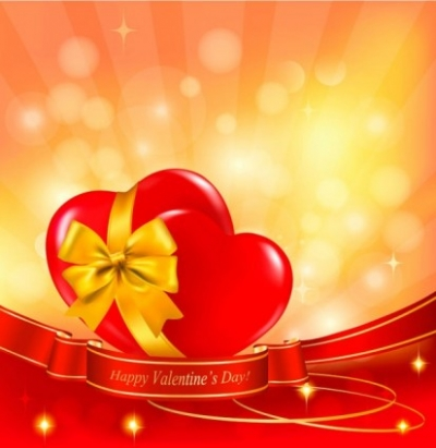 Free vector Vector Heart  elements of romantic valentine39s day vector
