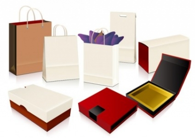 Free vector Vector misc  empty shopping bag packaging vector