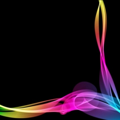 Free vector Vector background  energetic and colorful flow lines background 01 vector