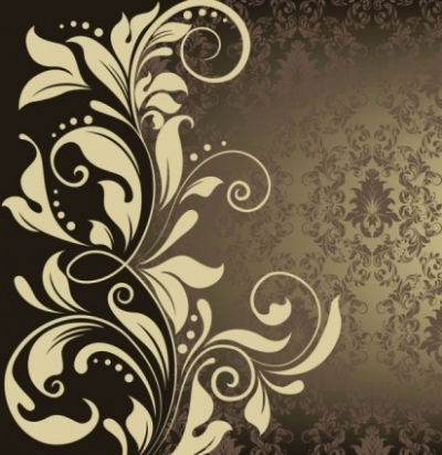 Free vector Vector background  european pattern background 05 vector