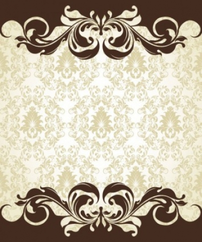 Free vector Vector background  european pattern background 06 vector