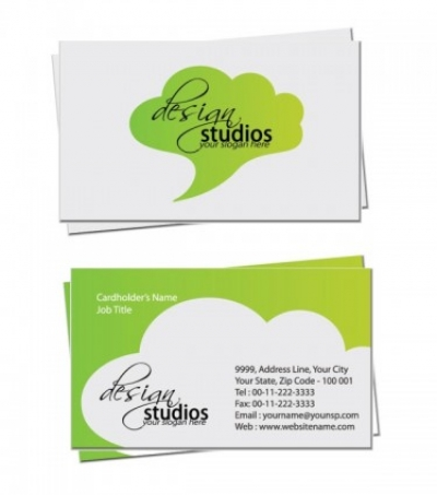Free vector Vector misc  exquisite business cards 01 vector